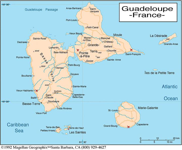 Saint-Franois : Grande-Terre : Guadeloupe - m